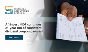 Afrinvest NIDF pays 21st coupon
