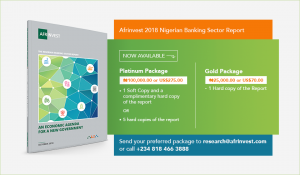 Afrinvest Nigerian Banking Sector report 2018