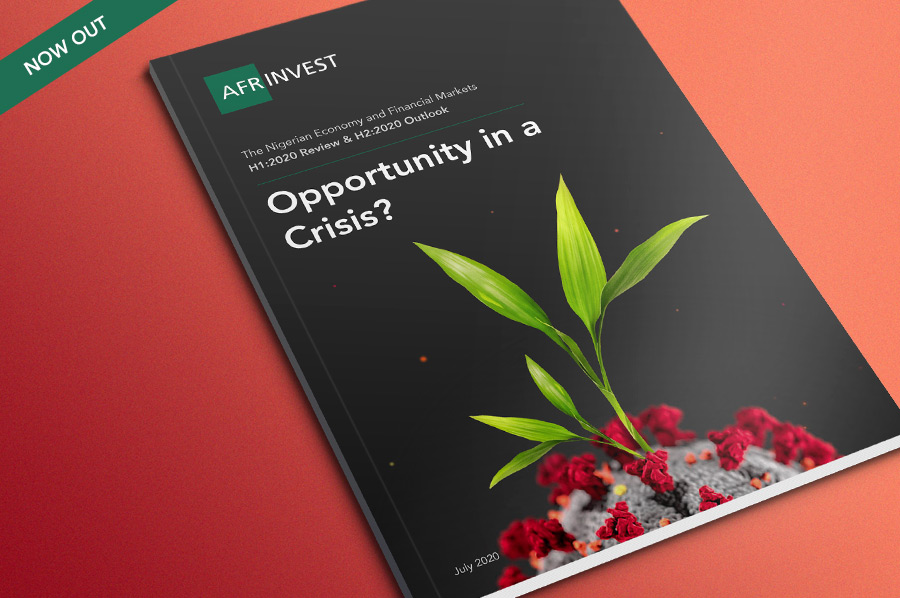 Opportunity in a crisis report