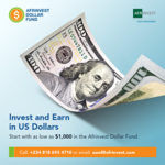 Dollar Naira by Afrinvest